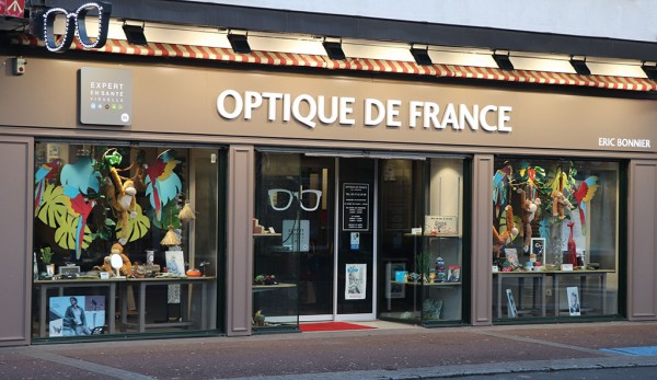 OPTIQUE DE FRANCE, opticien à maubeuge - Expert en Santé Visuelle